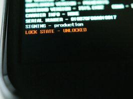 come sbloccare il bootloader