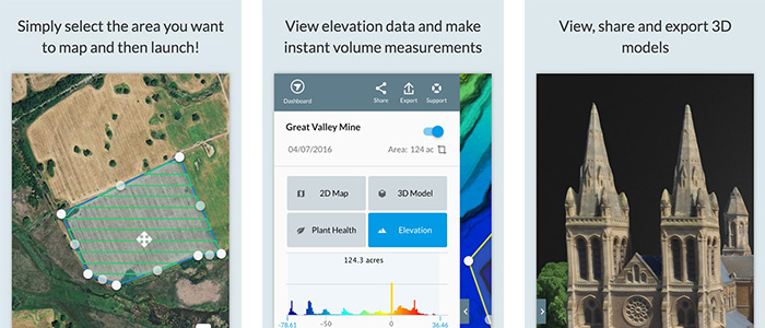 app Android per droni