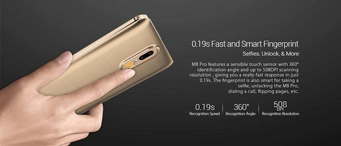 Leagoo M8 Pro offerte