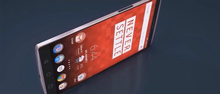 OnePlus 4 vecchio concept