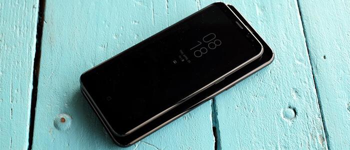 Samsung Galaxy S8+ Infinity Display