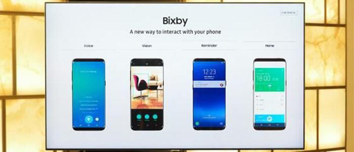 Samsung Galaxy S8 ed S8+ Bixby