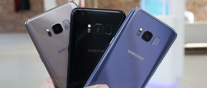 Samsung Galaxy S8 ed S8+ DisplayMate