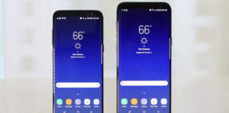 Samsung Galaxy S8 icone stock