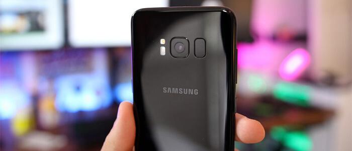 Samsung Galaxy S8 metodi di sblocco