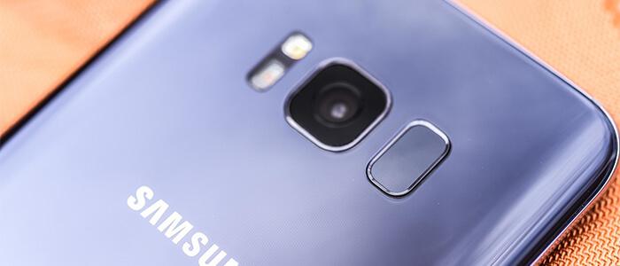 Samsung Galaxy S8 scaling app giochi