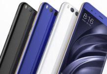 Xiaomi Mi 6 alternative
