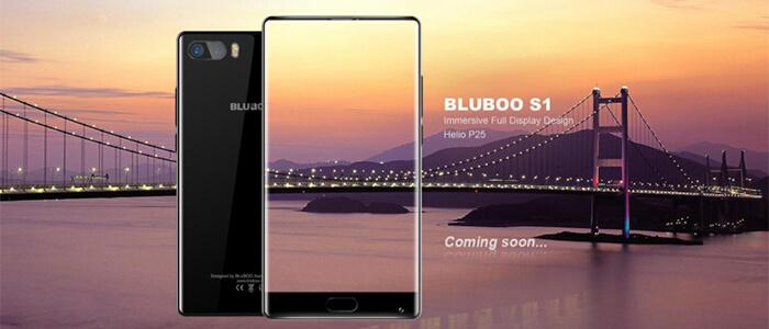 Bluboo S1 render