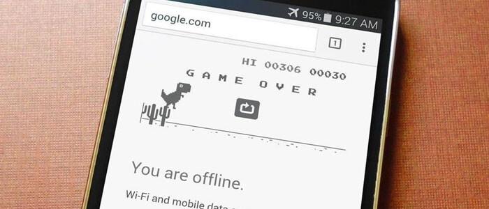 Notizie offline su Google Chrome