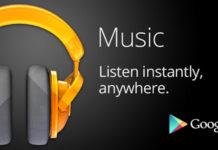 Google Play Music gratis 4 mesi