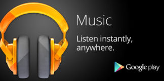 Google Play Music gratis 4 mesi