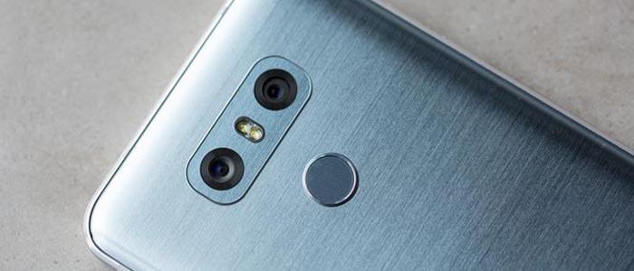 Scopri i segreti del sensore d'impronte LG G6.