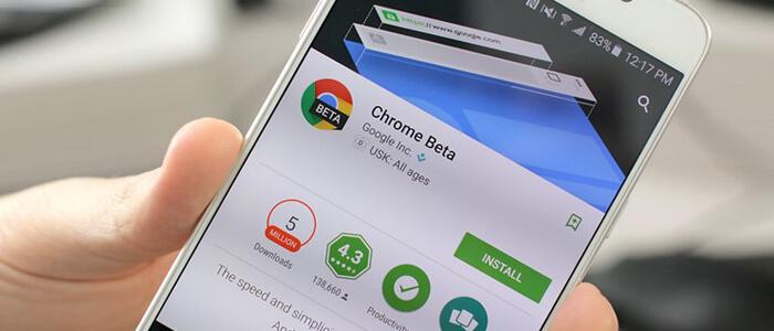 Chrome è uno dei più noti browser mobile, non è però l'unico tra le migliori app Android.