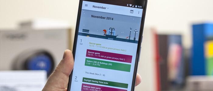 Google Calendar è un'ottimo servizio, ma esistono tante alternative.