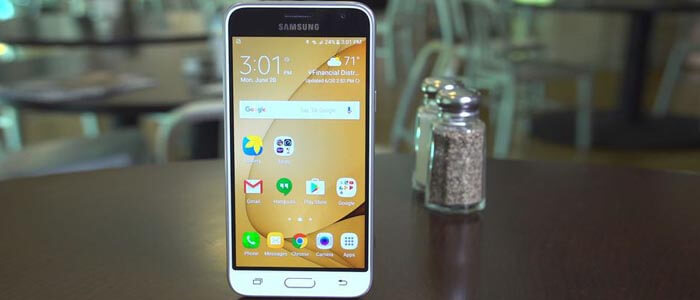 Samsung Galaxy J3: il low-cost