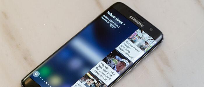 Samsung Galaxy S7 popolarità
