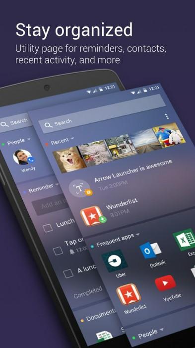 Samsung Galaxy S8 5 launcher alternativi