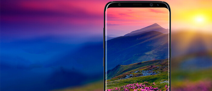 Samsung Galaxy S8 LED notifica