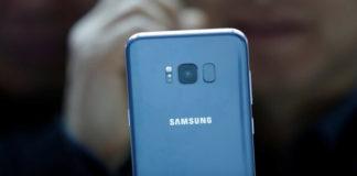 Samsung Galaxy S8 Secure Folder