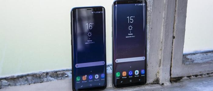 Samsung Galaxy S8 app micro SD