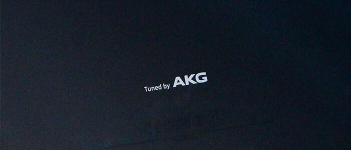 Samsung Galaxy S8 audio