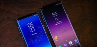 Samsung Galaxy S8 notifiche