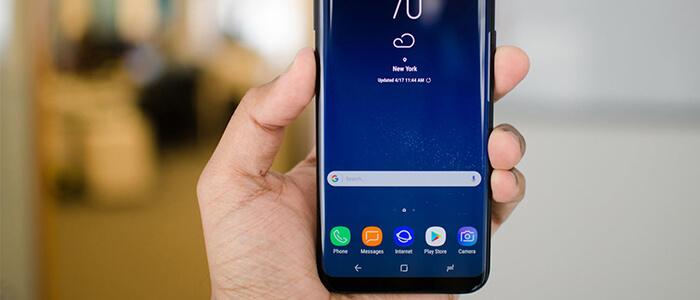 Samsung Galaxy S8 record vendite