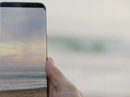 Samsung Galaxy S8 scorciatoie app lockscreen