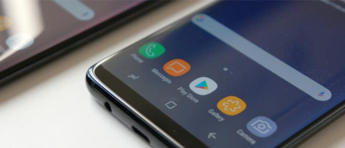 Samsung Galaxy S8 teardown