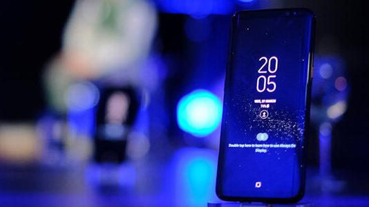 Samsung Galaxy S8 vendite globali