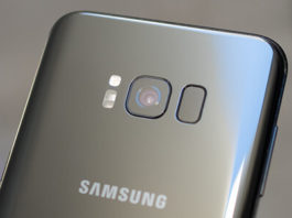 Samsung Galaxy S8 video 4K