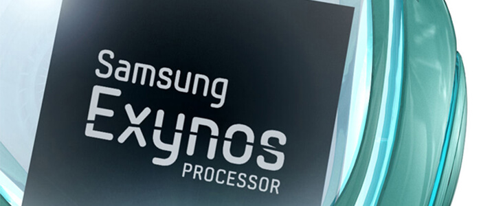 Samsung roadmap processori