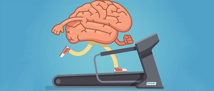 Tenere allenata la mente