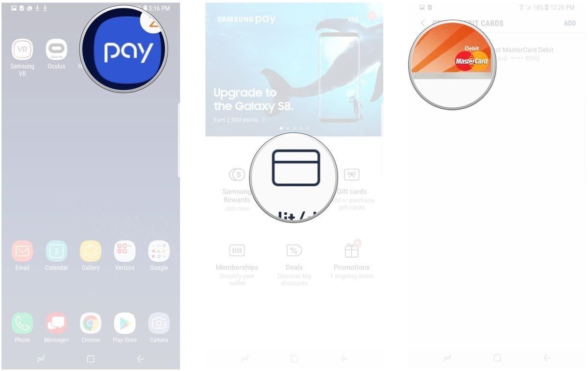Come disattivare Samsung Pay