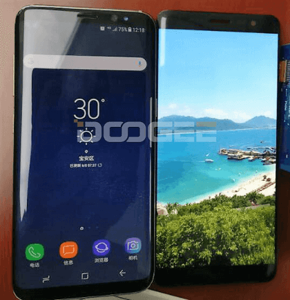 Doogee MIX Plus foto leaked