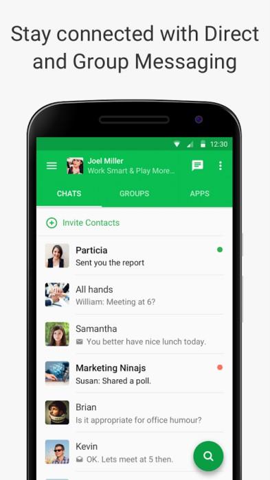 Skype app alternative Android