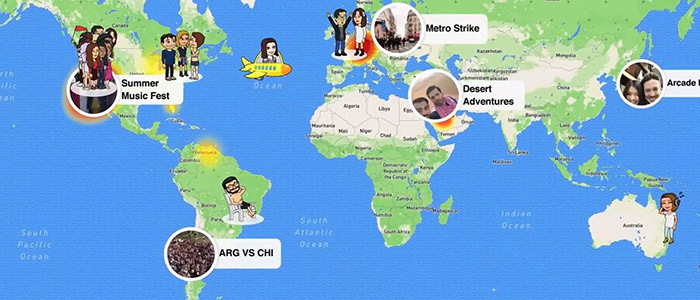 Snapmap