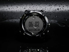UWear smartwatch escursionisti