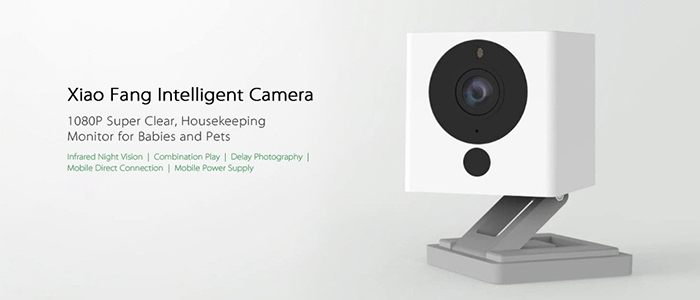 Xiaomi Smart IP Camera TomTop