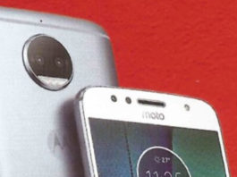 Motorola Moto G5S Plus poster