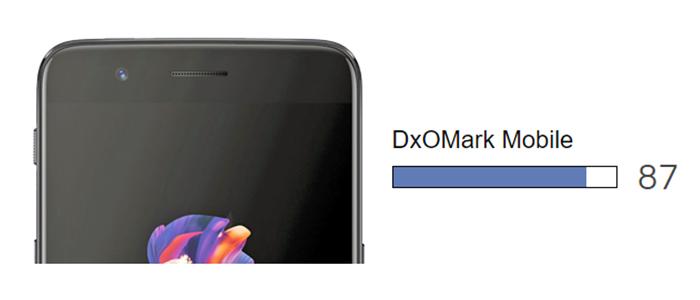 OnePlus 5 DxOMark