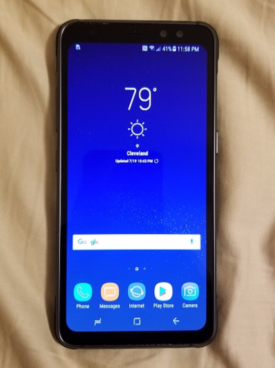 Samsung Galaxy S8 Active foto leaked