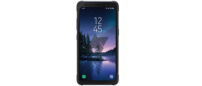 Samsung Galaxy S8 Active manuale