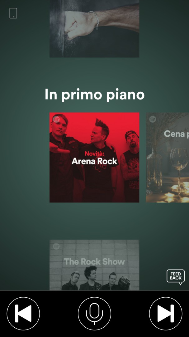 Spotify Driving Mode Android