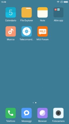 Xiaomi Mi 6 MIUI