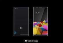 Xiaomi Mi Note 3 concept render