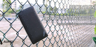 Aukey SK-A2 Speaker Bluetooth recensione