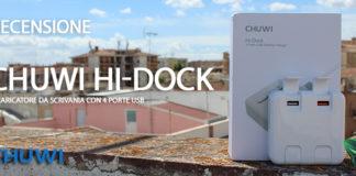 Chuwi Hi-Dock recensione
