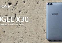 Doogee X30 recensione
