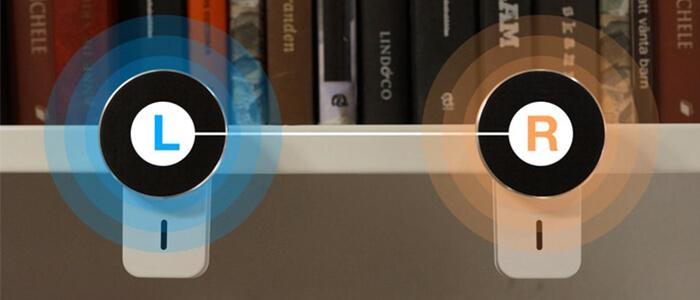 Gemini Magnetic Speakers Kickstarter